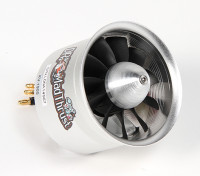 Dr Mad Thrust 70mm 11-Blade alliage EDF 1900kv Motor - 1900watt (6S) (compteur rotatif)