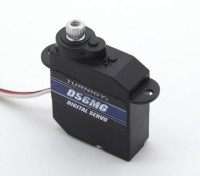 Turnigy ™ GTY-D56MG Coreless DS / MG HV Servo 1,2 kg / 0.10sec / 5,6 g