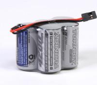 Turnigy Receiver pack Sub-C 4200mAh 6.0V NiMH Series High Power
