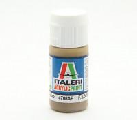Italeri Peinture acrylique - Flat Field Drab