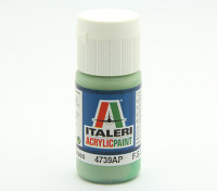 Italeri Peinture acrylique - Flat Vert pâle