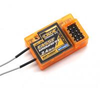 OrangeRx GR400F Futaba FASST Compatible 4Ch 2.4GHz Rez-de-récepteur
