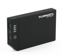 Turnigy Power Bank 10000mAh w / Dual USB 2.1A de sortie