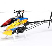 Tarot 450 Kit d'hélicoptères V2 DFC Flybarless PRO (TL20006-noir)