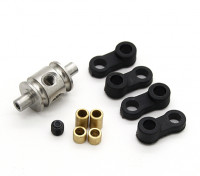 Tarot 450 Pro / Pro Tail V2 DFC Rotor Hub et Pitch Control Links (TL1221)