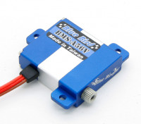 BMS-A56V Slim Wing High Voltage (Metal Gear) 8,6 kg / .12sec / 28,4 g