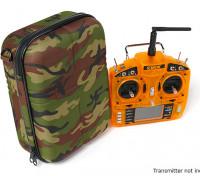 Transmetteur Turnigy Sac / Housse de transport (Camo-Vert)
