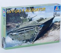 Italeri 1/35 Echelle LVT - (A) Kit 1 Alligator Plastic Model