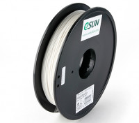 ESUN Imprimante 3D Filament Blanc 1.75mm PLA 0.5KG Spool