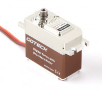 Goteck HB2622S HV numérique Brushless MG Métal Cased High Torque Servo 22 kg / 0.11sec / 77g