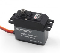 Goteck HC1621S HV MG Digital High Torque STD Servo 23 kg / 0.12sec / 53g