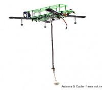 HobbyKing ™ rétractable Système d'antenne FPV avec câble d'extension