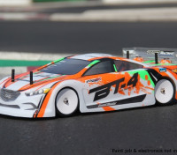 BSR BT-4 1/10 4WD Touring Car (Un-assemblé Kit)