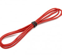 Turnigy haute qualité 20AWG silicone Fil 1m (Rouge)