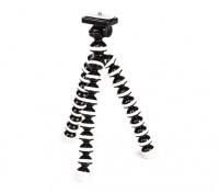 """Flexible Mini Bubble Tripod Pour Action Cams Avec 1/4 """"-20 Thread et Quick-Release Mont"""