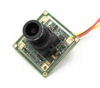 1 / 2,5 pouces Sony CCD Caméra vidéo 700TV Lines F2.0 5MP IR (PAL)