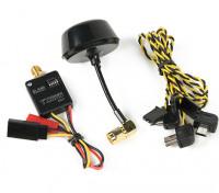 5.8G 32CH 600mW Super Mini Un émetteur / V FPV pour Mobius / Action Cam / GoPro