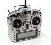 FrSky 2.4GHz ACCST TARANIS x9d / X8R PLUS Radio System Telemetry (Mode 1) Version UE