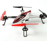 WLtoys Q212G Spaceship FPV Quadcopter w / 5.8GHz caméra HD et HD Moniteur RTF (Mode 2)