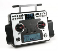 Système radio FrSky 2.4GHz Taranis X9E Telemetry Mode Digital Version UE 2 (Plug UE)