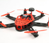 KINGKONG HEX 300 FPV Plug and Play (Rouge)