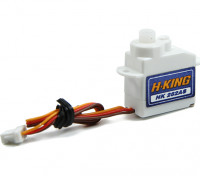 HobbyKing ™ HK-282AS Ultra-Micro Analog Servo Single-vis 0,11 kg / 0.08sec / 2.2g