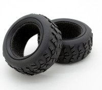 GPM Racing Kyosho Mini Inferno F / R Radial Tire w / Insérer (40g) (Offroad) (1pr)