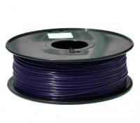 HobbyKing 3D Filament Imprimante 1.75mm PLA 1KG Spool (bleu foncé)