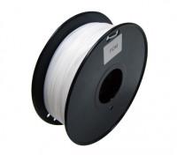 HobbyKing 3D Filament Imprimante 1.75mm POM 1.0KG Spool (Blanc)