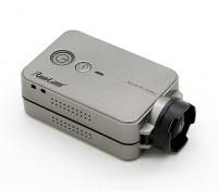 RunCam2 FULL HD 1440p 4MP 120 Degree FPV Caméra w / WiFi (Silver)