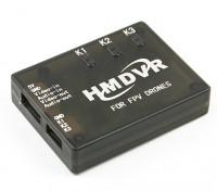 HM Digital Video Recorder Pour FPV Drones