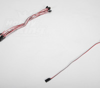 30CM Servo Lead Extention (Futaba) 26AWG (10pcs / set)