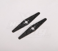 Carbon Fiber servo bras 108mm (2pcs / sac)