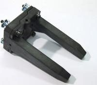 Supports de moteur réglables (Large: 20-48 Taille)