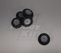 Lumière mousse Roue Diam: 60, Largeur: 18,5 mm (5pcs / bag)