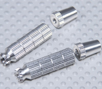 Alliage Anti-Slip Contrôle TX Sticks Long (Futaba TX)
