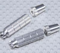 Alliage Anti-Slip Contrôle TX Sticks Long (JR TX)