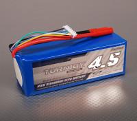 Turnigy 4500mAh 6S 30C Lipo Paquet