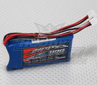 Zippy FlightMax 1100mAh 6.6V LiFePo4 2S1P Receiver Paquet