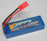 ZIPPY 4000mAh 2S1P 30C Hardcase Paquet