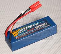 ZIPPY 5000mAh 3S1P 20C Hardcase Paquet
