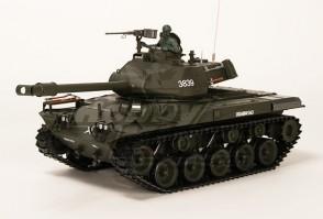 US-M41A3 Walker BullDog Lumière RC Tank RTR w / Airsoft & Tx