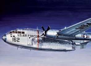 Italeri 1/72 Échelle Kit C-119 Flying Boxcar Plastic Model