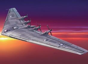 Italeri 1/72 Echelle X / YB-35 Kit aile volante en plastique Modèle