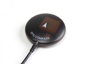 GPS uBlox Neo-M8N avec boussole