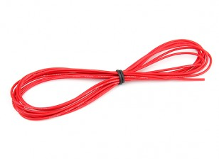 Turnigy High Quality 20AWG Silicone Wire 3m (Red)