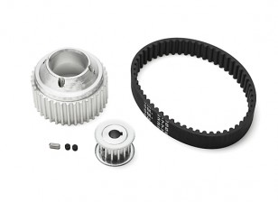 Turnigy Skateboard Conversion Kit Spare Parts - Pulley Set with Belt
