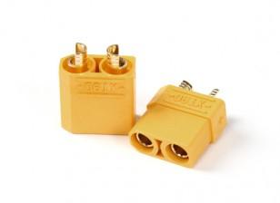 Nylon XT90 Connecteurs Mâle / Femelle (5 paires)