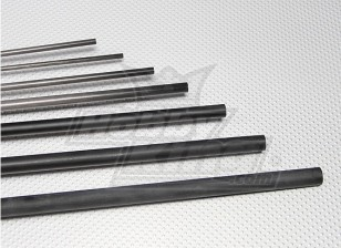 Carbon Fiber Rod (solide) 2.5x750mm