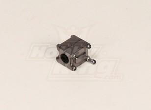 HK450V2 support métallique Tail Boom
